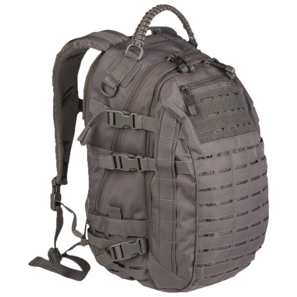 Backpack Mission Pack Laser Cut LG urban gray
