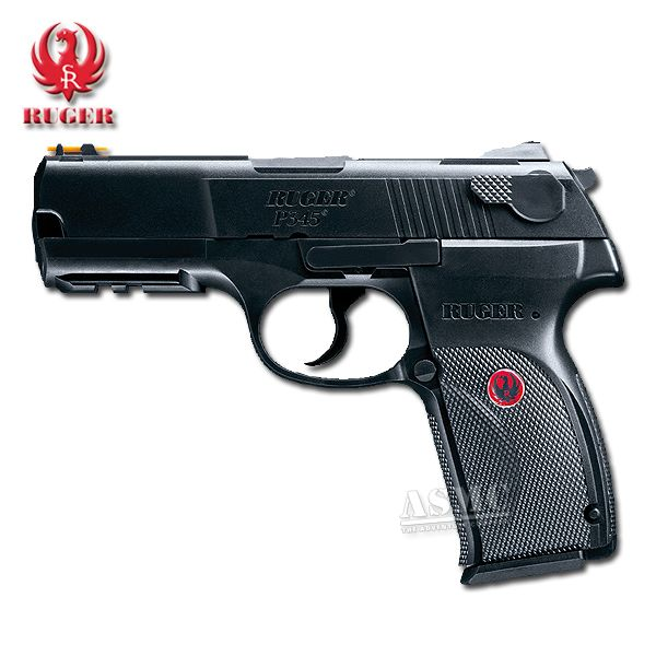 Airsoft Pistol Ruger P345