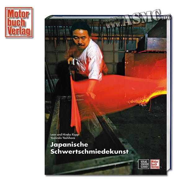 Book Japanische Schwertschmiedekunst