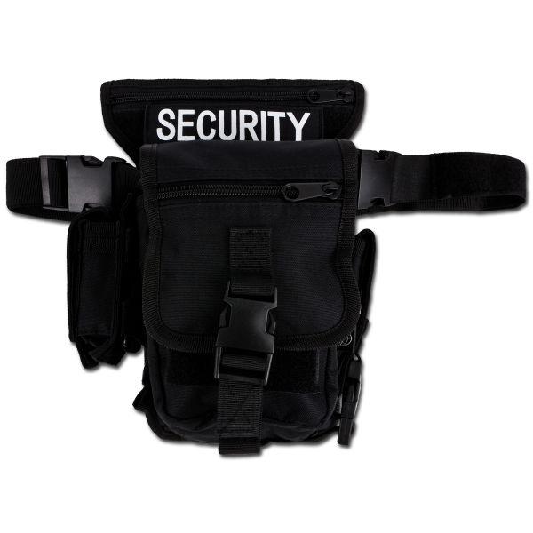 Hip Bag Leg and Belt Attachment Security