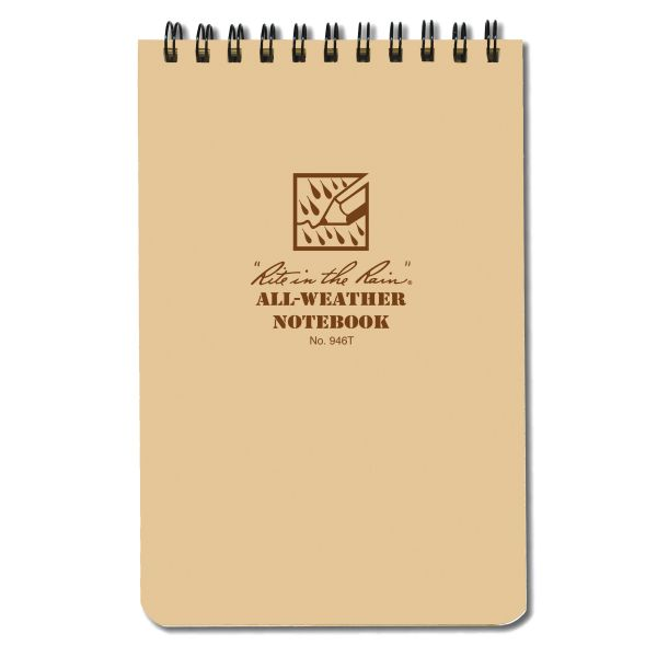 Rite in the Rain Pocket Notebook no. 946T