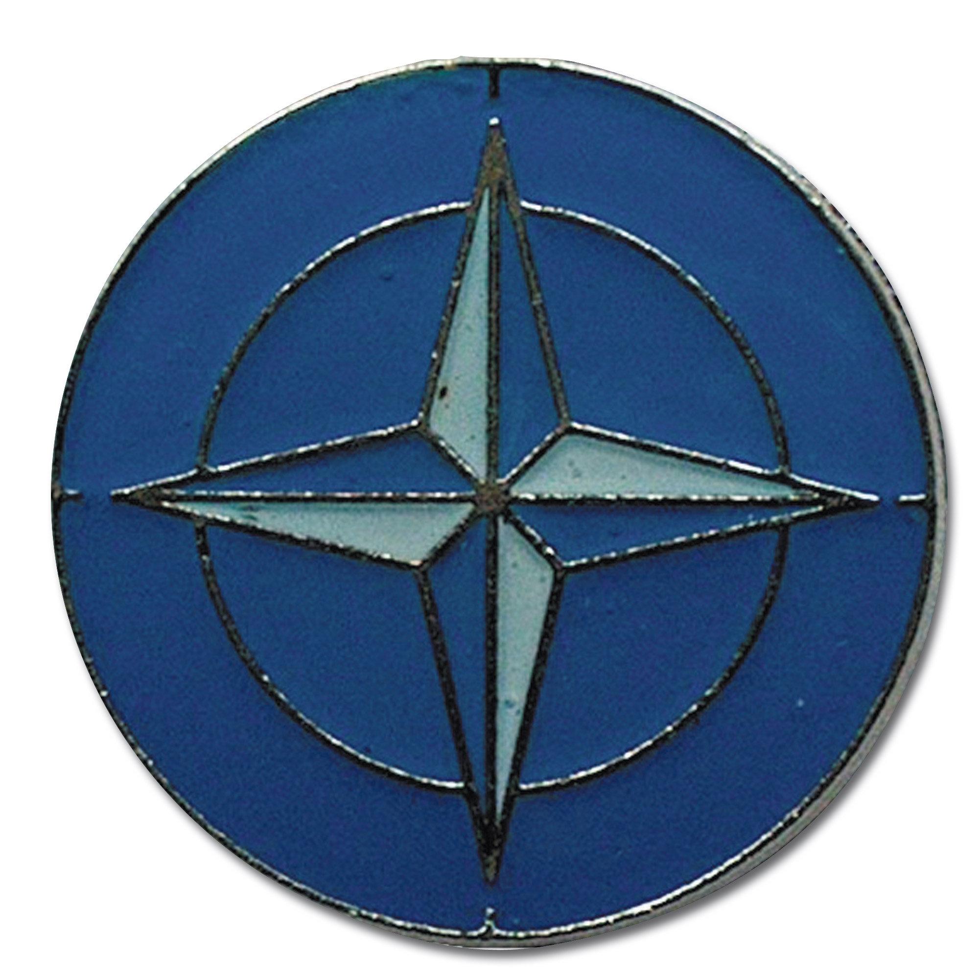 Mini Pin NATO