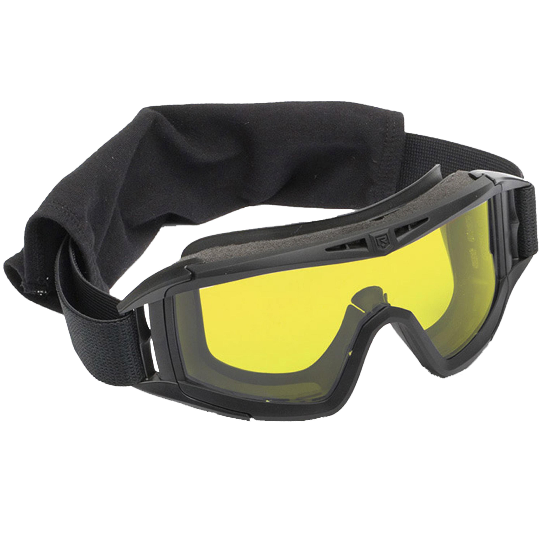 Revision Goggles Asian Locust Basic black/yellow