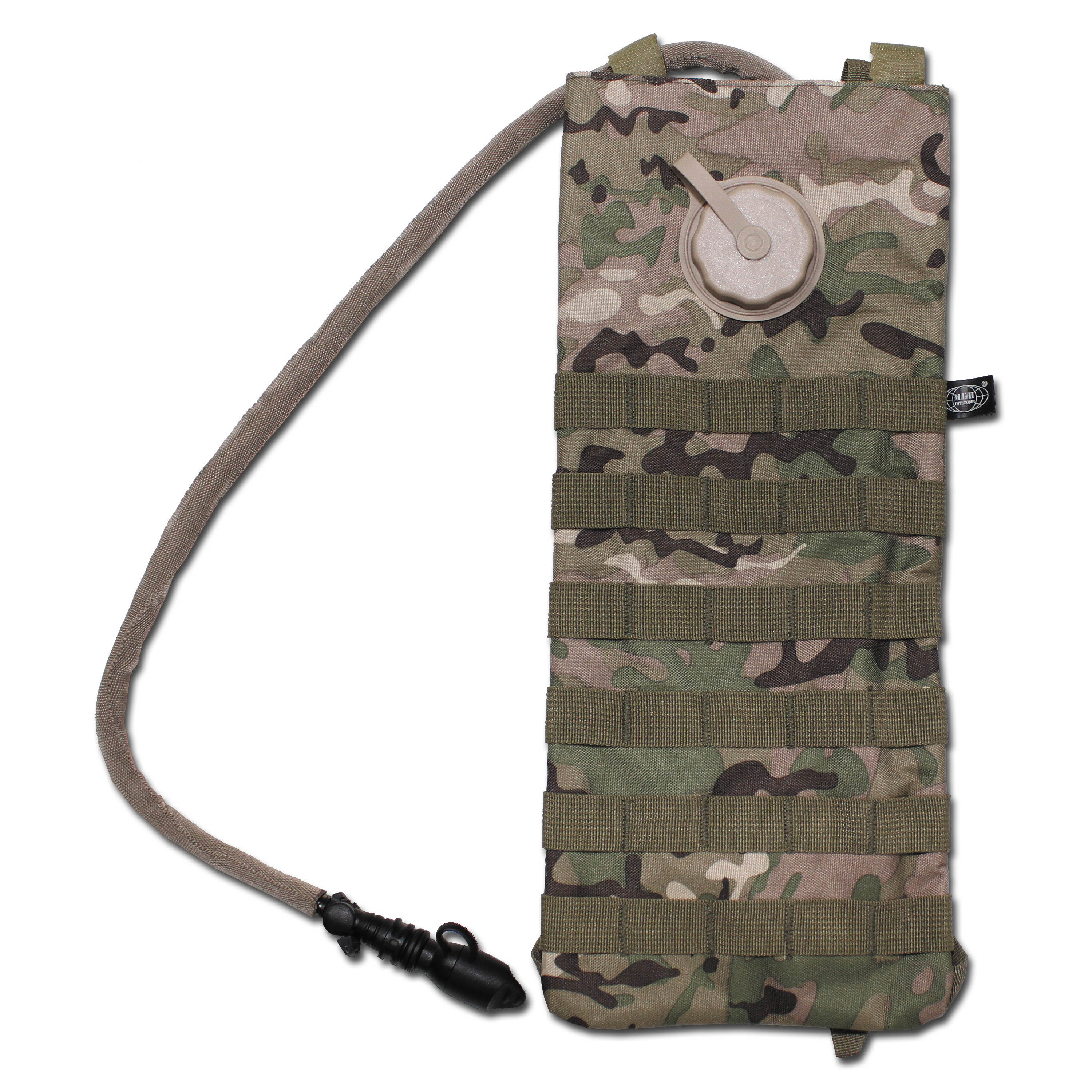 Hydration Pack MFH Molle operation-camo