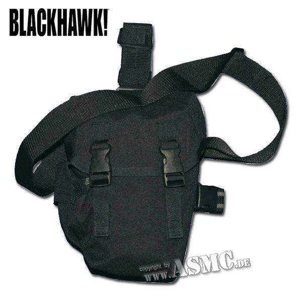 Gas Mask Pouch Blackhawk Omega