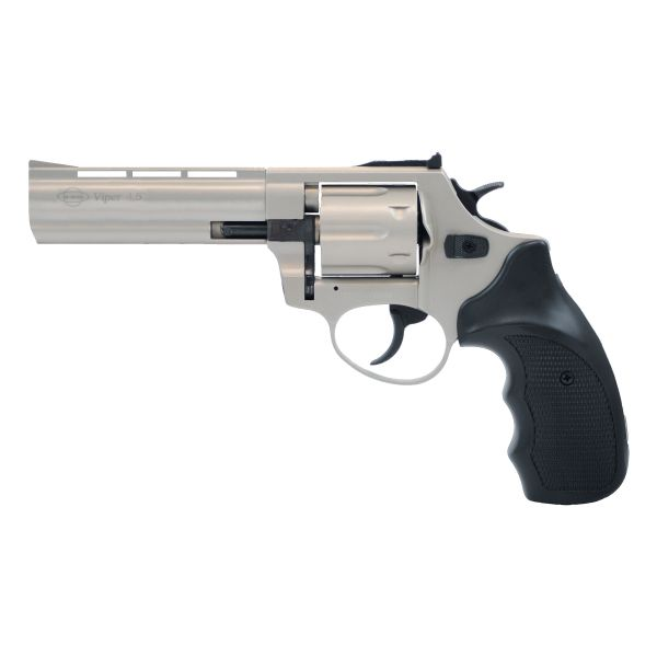 "Ekol Revolver Viper 4.5"" silver"