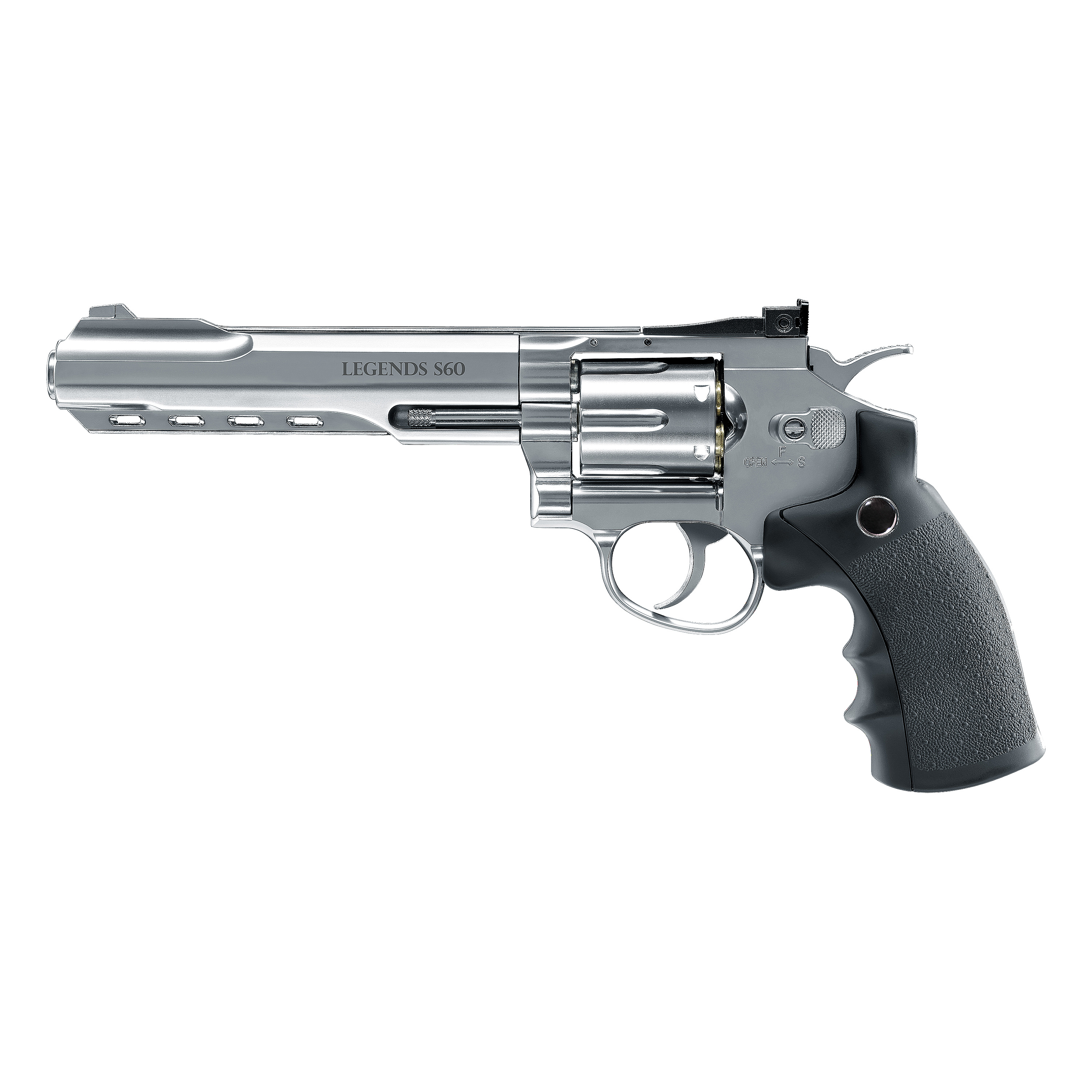 Legends Co2 Revolver S60 4.5 mm