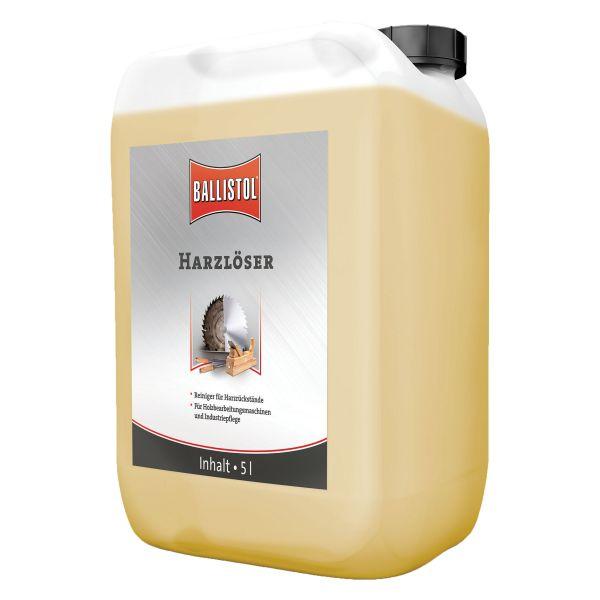 Ballistol Resin Cleaner5 Liter
