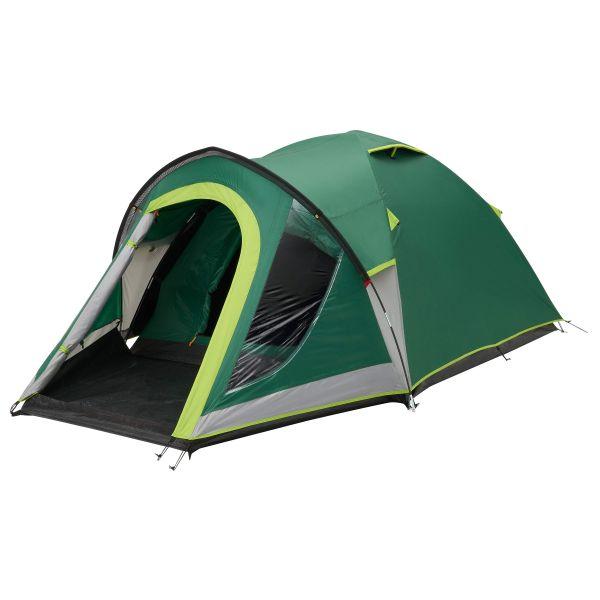 Coleman Tent Kobuk Valley 4 Plus BlackOut green