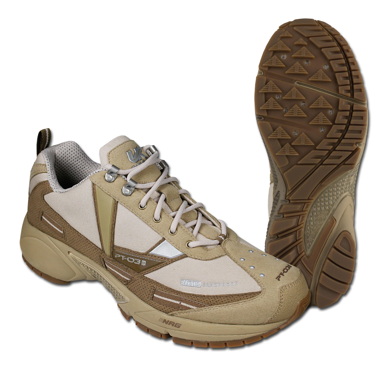 UK Gear PT-03 Desert Running Shoe Sand Proof