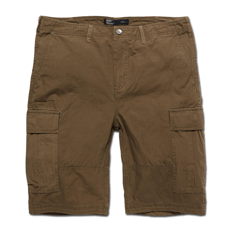 Vintage Industries BDU Shorts khaki