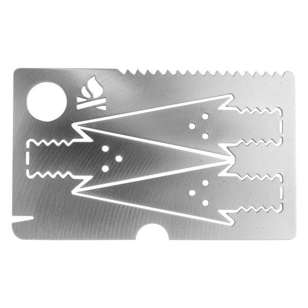 Survival-Arrowhead card Bushcraft Essentials