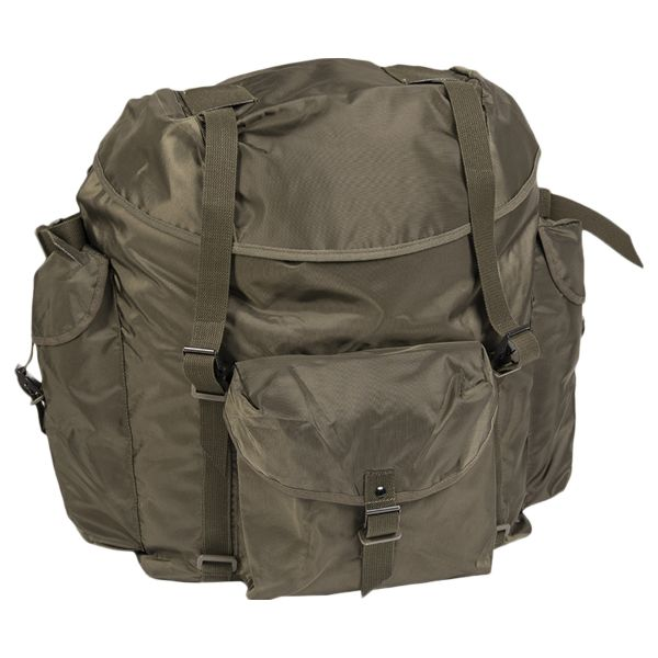 Austrian Backpack with Frame Like New olive