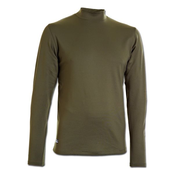 Under Armour Cold Gear Tactical Mock Fitted olive