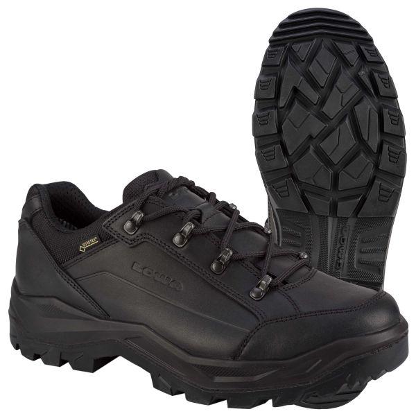 LOWA Shoe Renegade II GTX LO TF Ws black