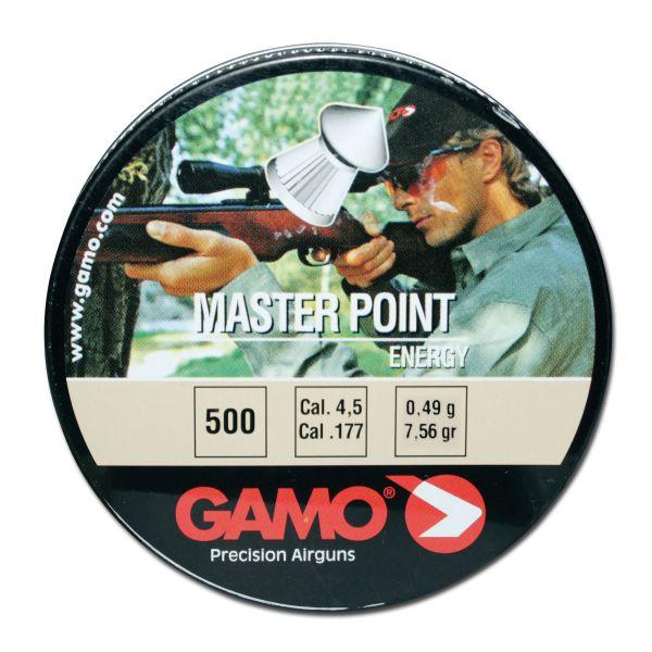 Pellets Gamo Masterpoint 4, 5mm 500pcs