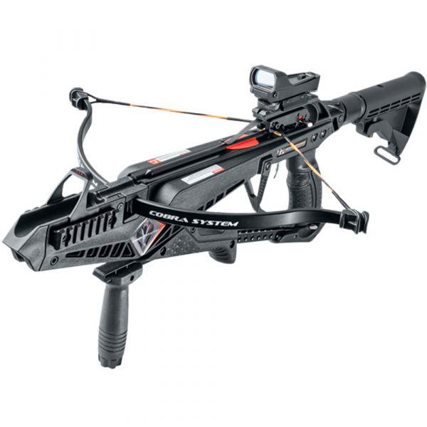 EK Archery Pistol Crossbow X-Bow Cobra Set black