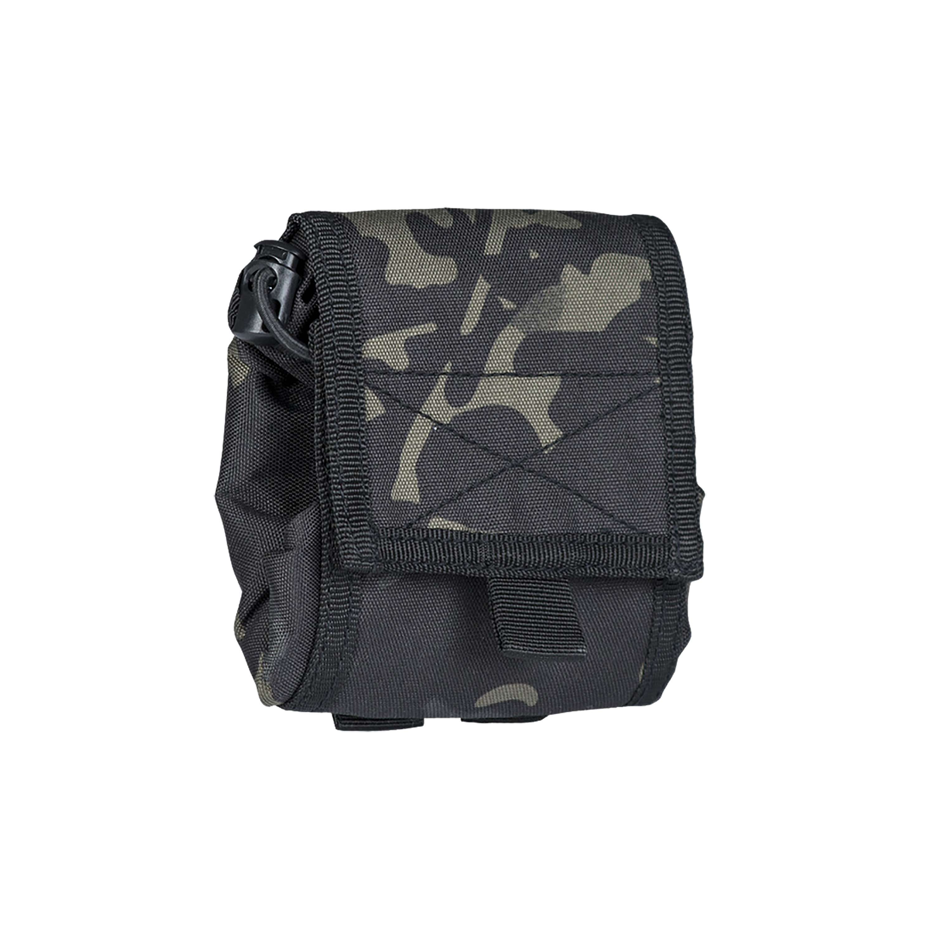 Empty Shell Pouch Collaps multicam black