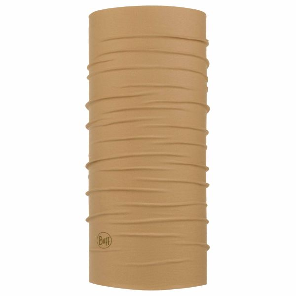 Buff Tube Scarf Coolnet UV+ Insulated solid toffee