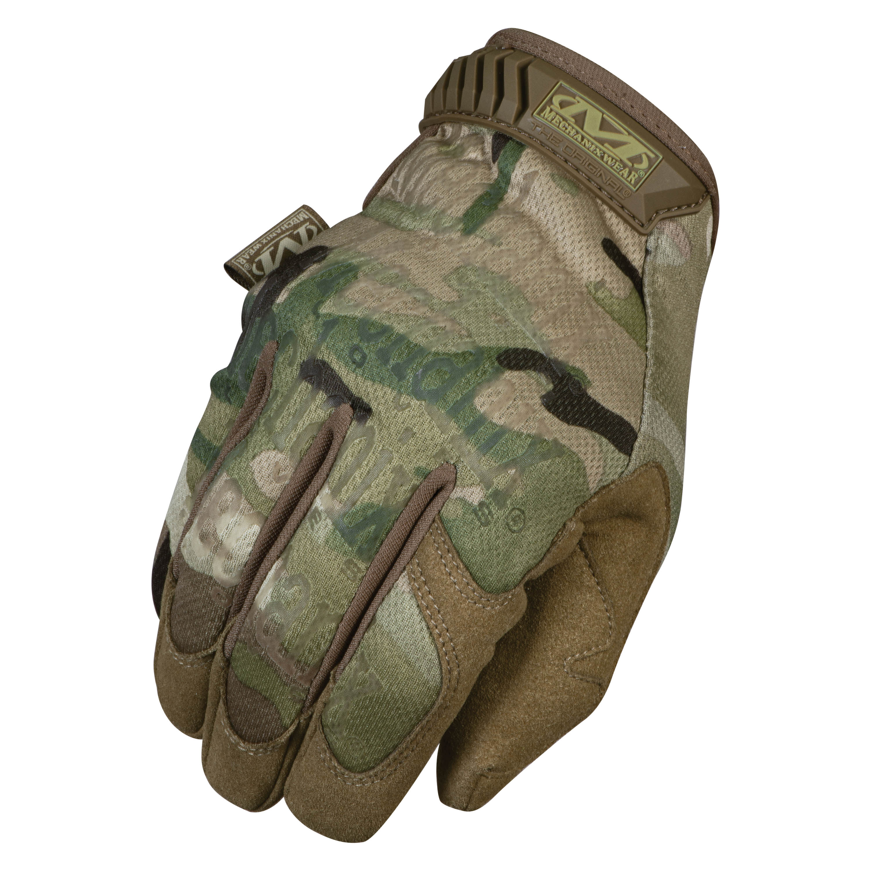 Mechanix Wear Gloves The Original multicam