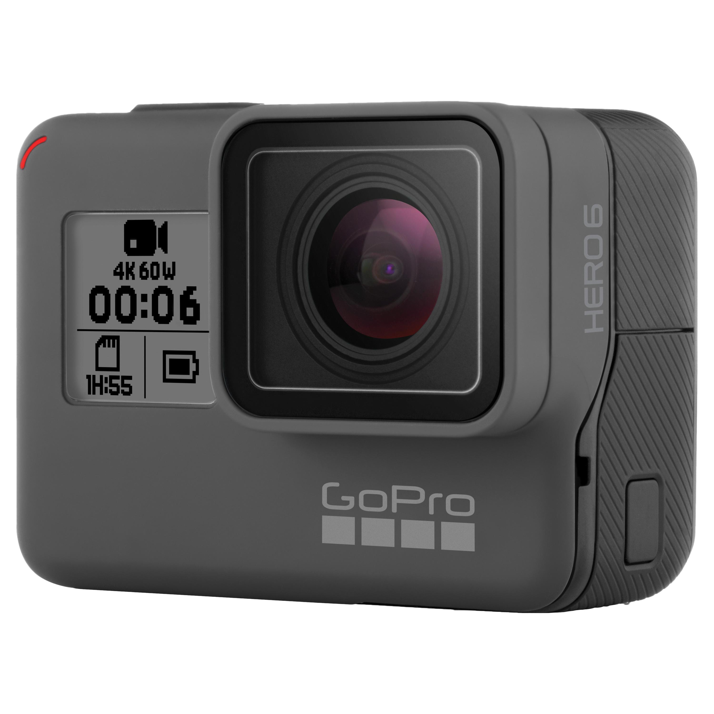 GoPro Outdoor Camera HERO6 Black