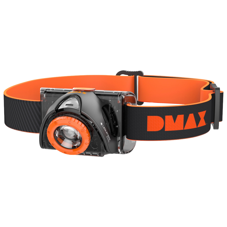 LED Lenser Head Lamp Buddy DX DMAX