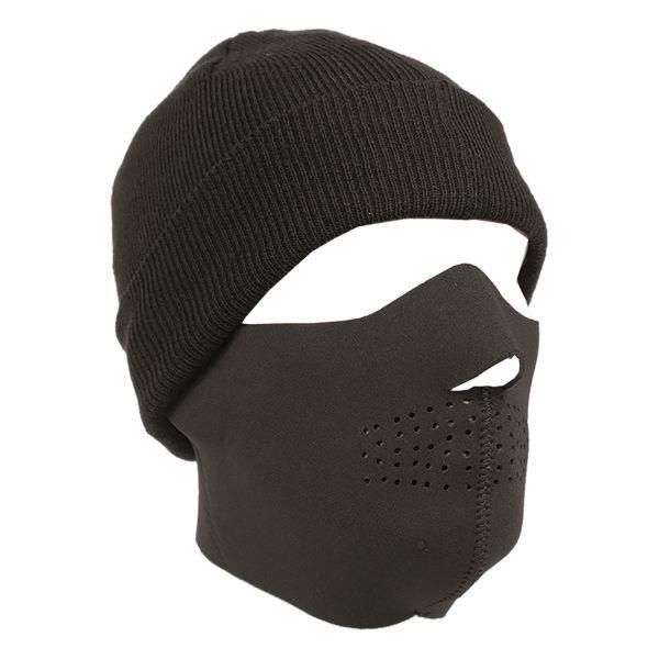 Mil-Tec Neoprene Face Mask black
