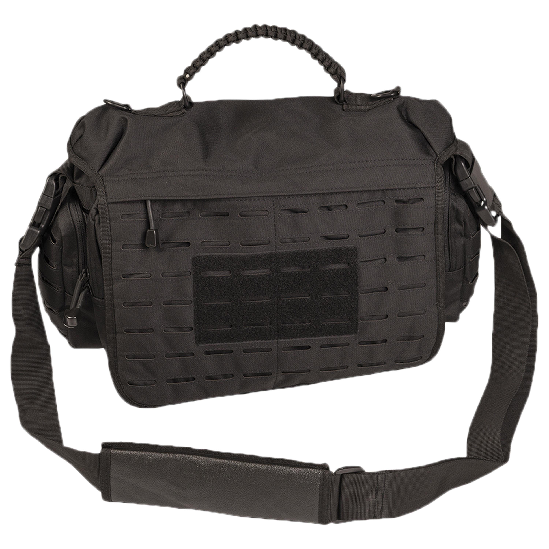 Tactical Bag Paracord LG black