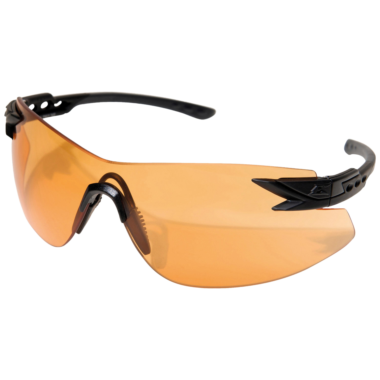 Edge Tactical Glasses Notch Tigers Eye Vapor Shield black