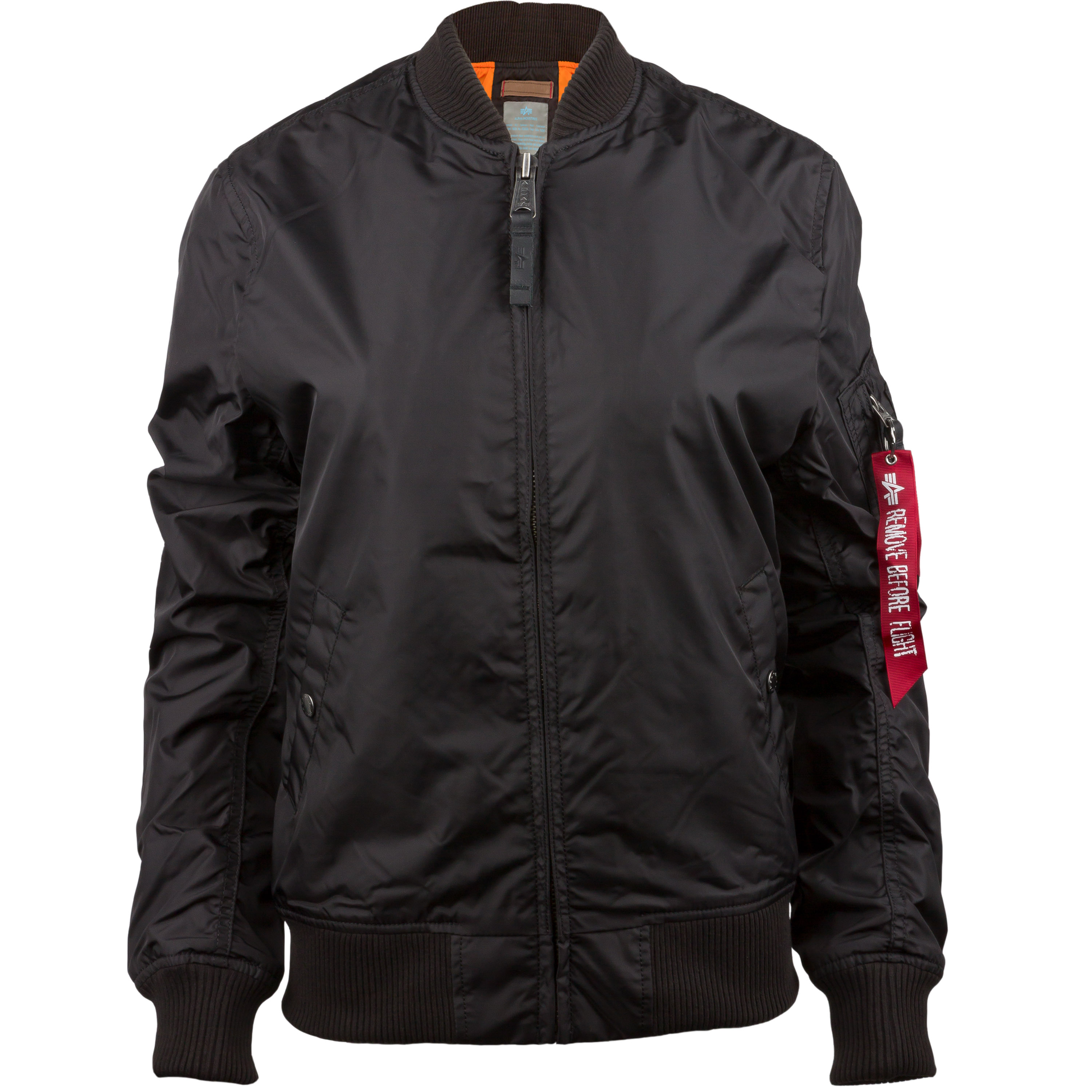 Alpha Industries Ladies Jacket MA-1 TT black