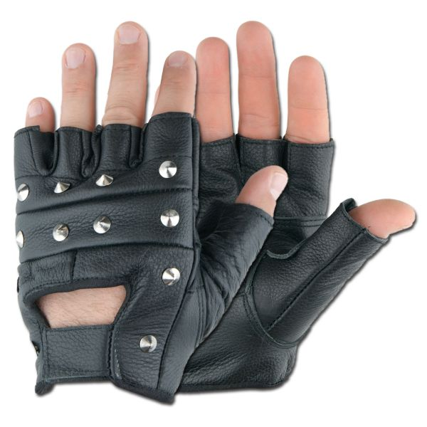 Tactical Gloves with Spike Rivets