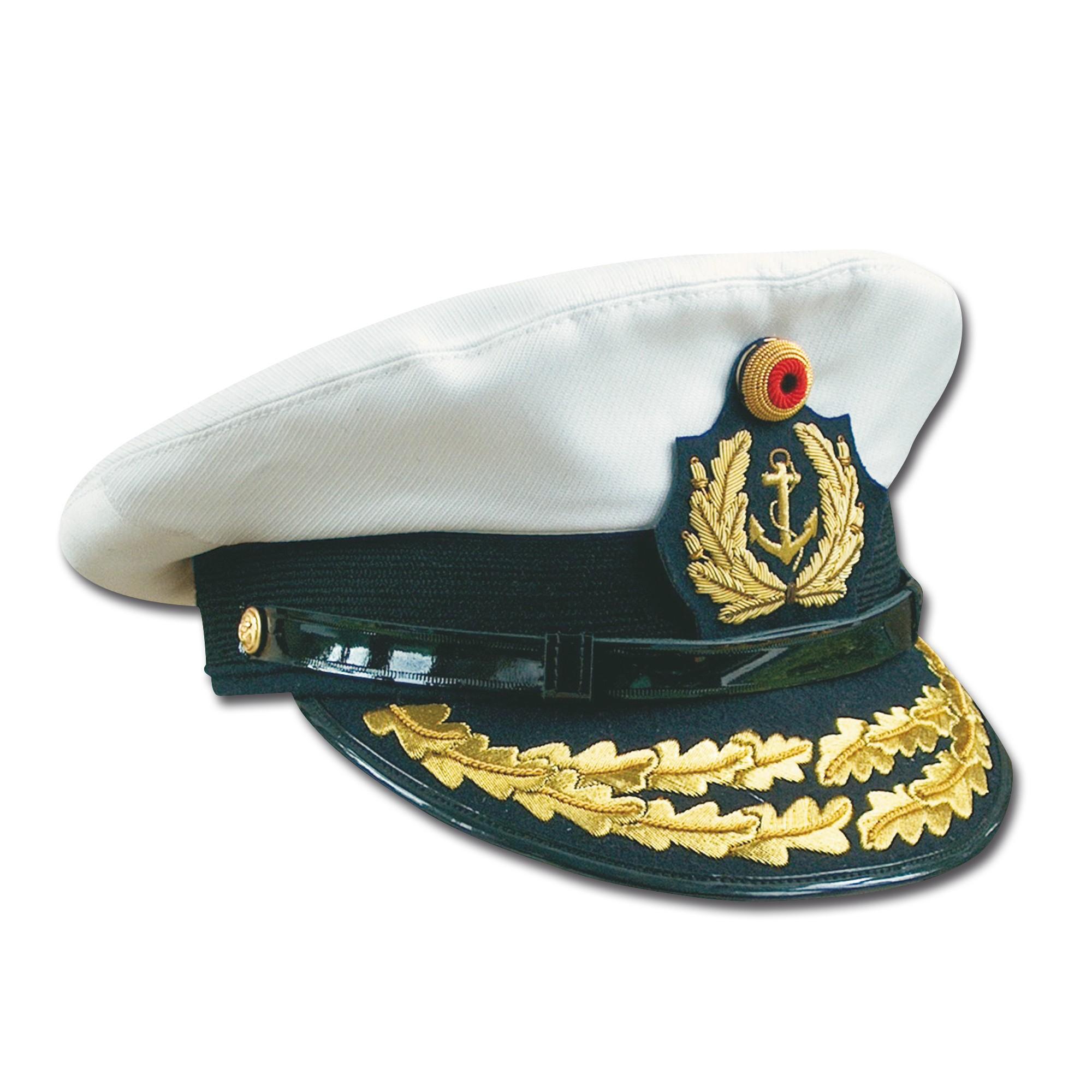 German Navy Admirals Cap
