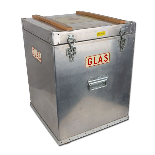 Used Swedish Thermal Refrigerated Container