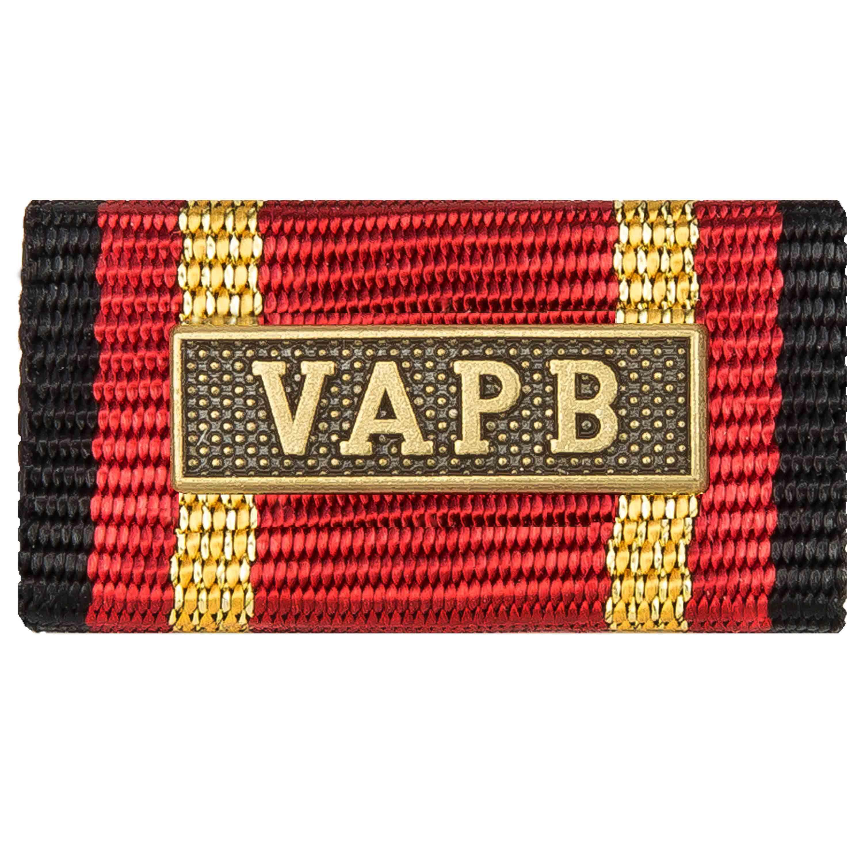 Service Ribbon Deployment Operation VAPB bronze