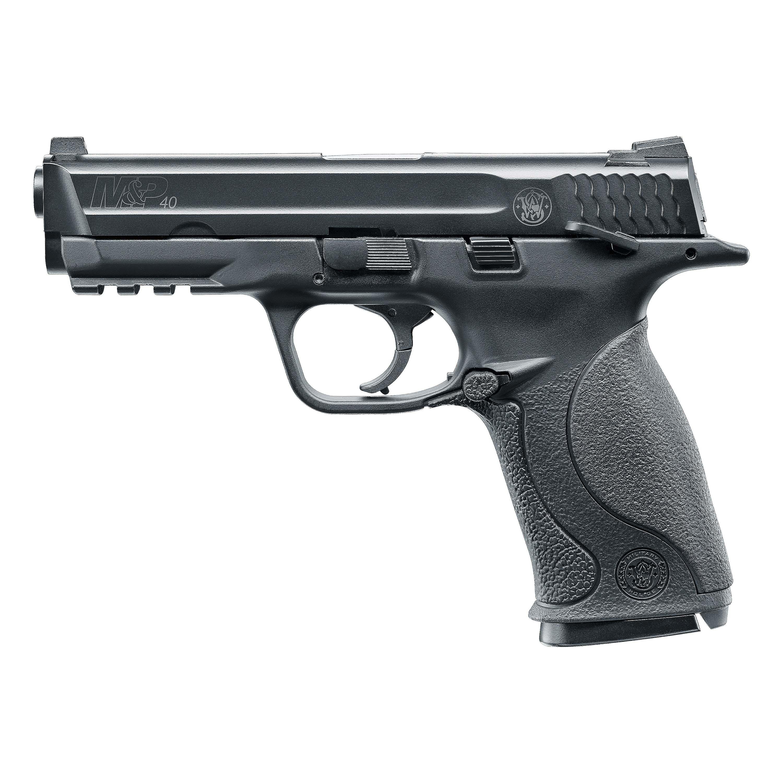 Smith & Wesson Co2 Pistol M&P40 TS 4.5 mm black