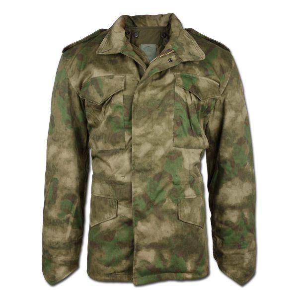 Field Jacket Mil-Tec M-65 Style Mil-Tacs FG