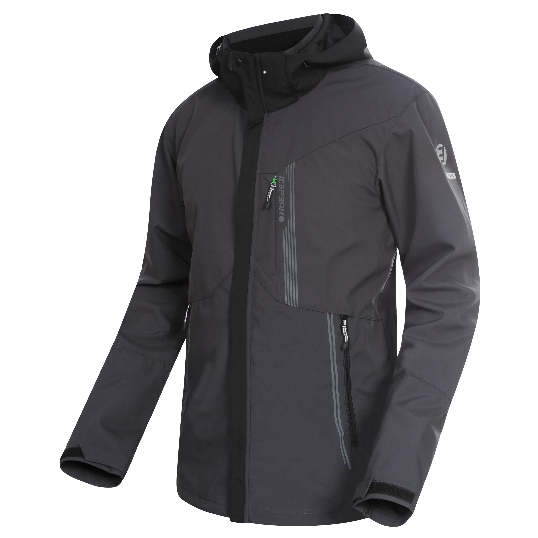Jacket Icepeak Sydney anthracite
