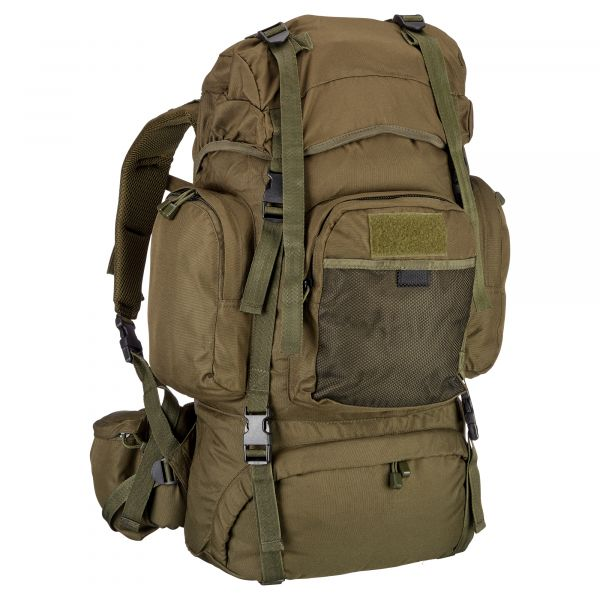 Backpack Commando 55 L olive