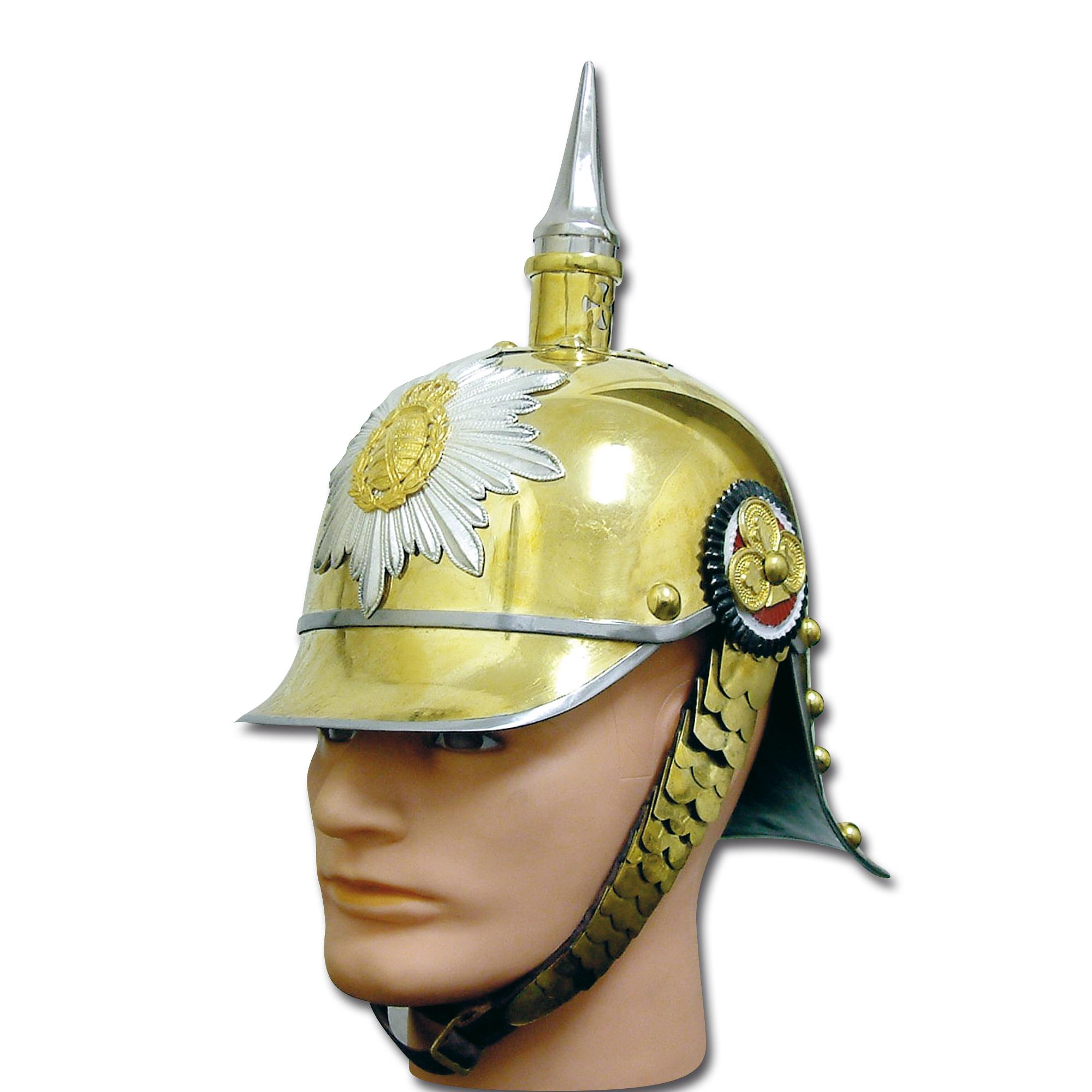 Saxonian helmet