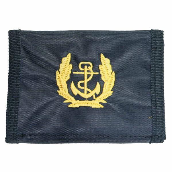 """Wallet """"Marine blue"""""""
