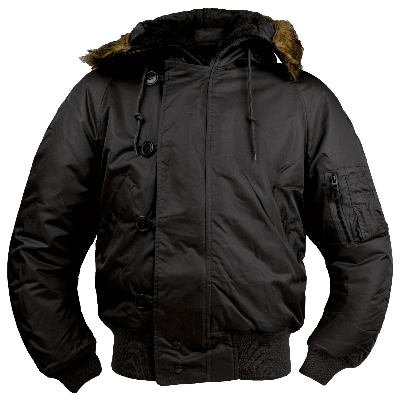 N2B Style Jacket black