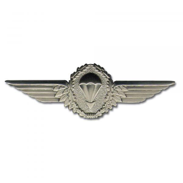 German insignia Airborne Personnel silver