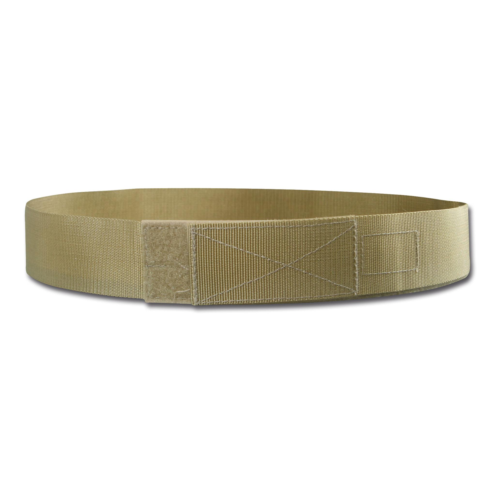 Velcro Belt TacGear beige