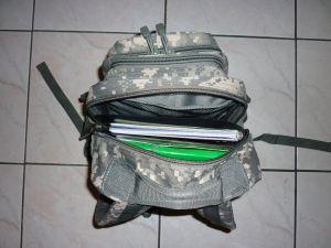 US Assault with A4 binder