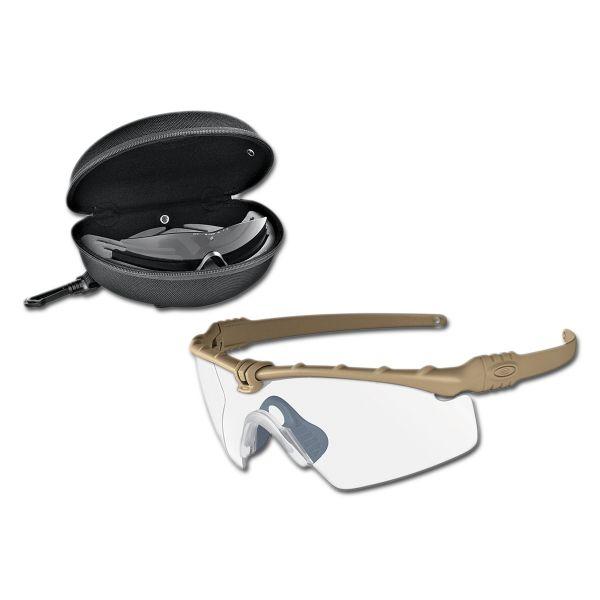 Oakley Glasses 2er Set SI Ballistic M Frame 3.0 desert