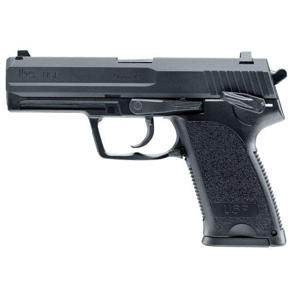 Heckler & Koch Airsoft Pistol USP 1.0 J GBB black