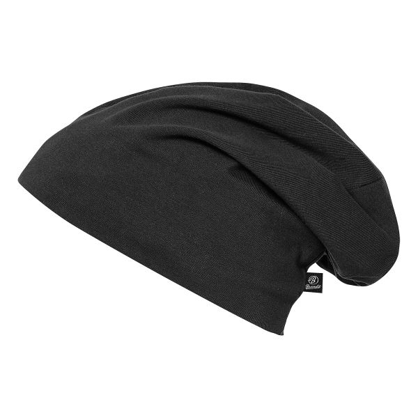 Brandit Beanie Jersey black