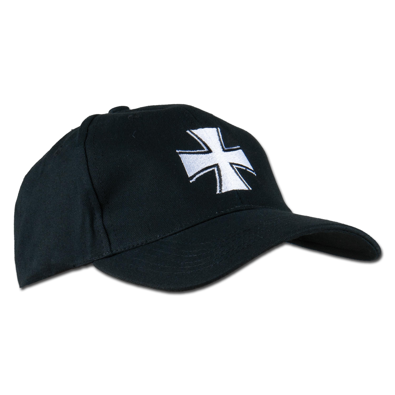Baseball Cap Iron Cross