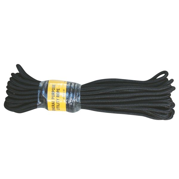 Commando Rope Black 9 mm