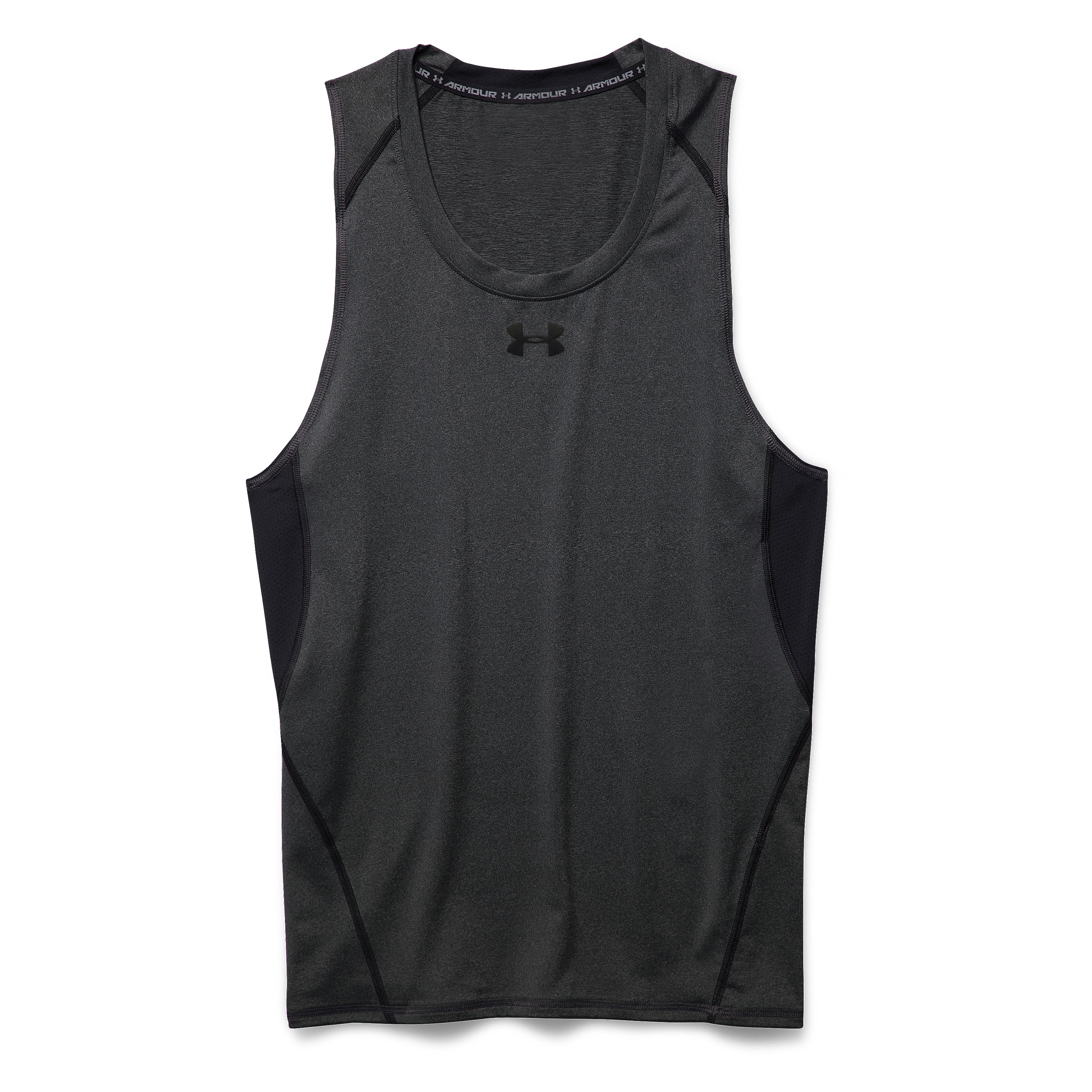Under Armour Tank Top Heatgear Armour anthracite/black